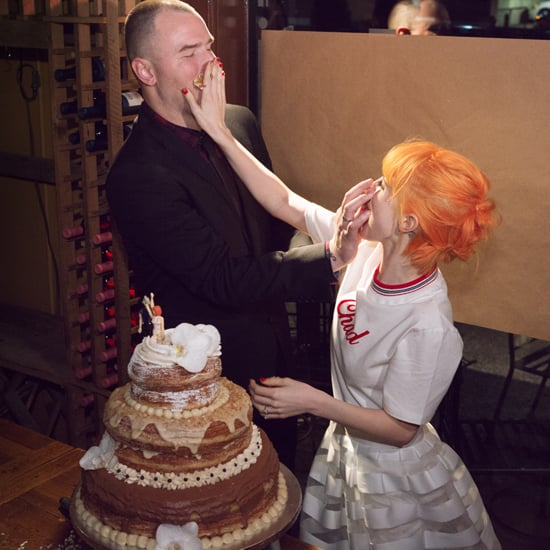 Hayley Williams Wedding Dress