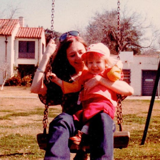 Christina Aguilera Throwback Picture With Her Mom