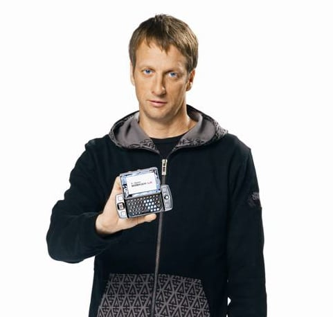 T-Mobile Launches a Tony Hawk Sidekick LX