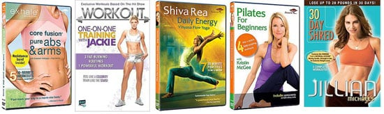 How Many Fitness DVDs Do You Own?