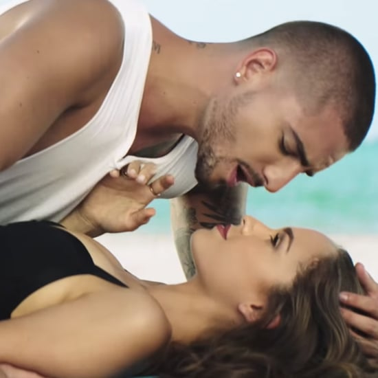 "Maluma ""Sin Contrato"" Music Video"