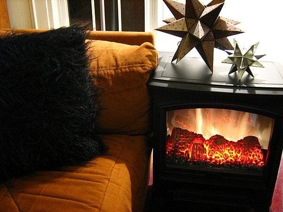 Cool Idea: Fireplace Substitute