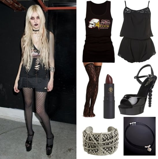Halloween Costume Idea: Taylor Momsen