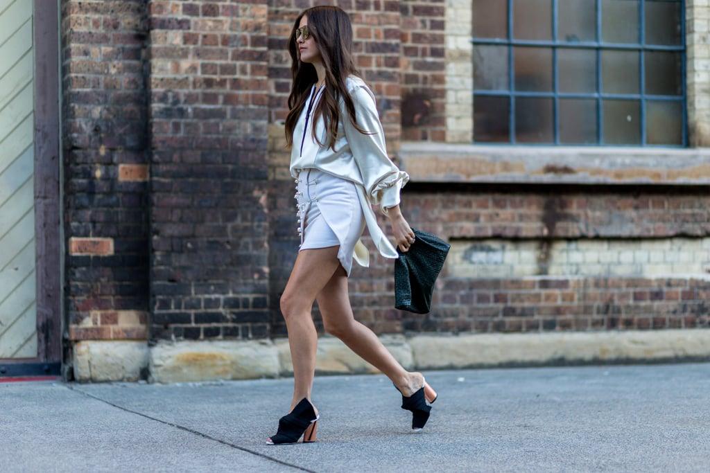 Best Australia Fashion Week Street Style 2016 Popsugar Fashion