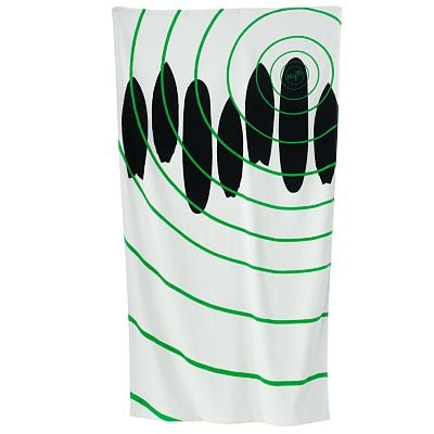 Hang Ten Surfboard Beach Towel