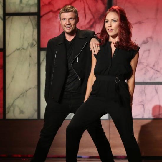 Nick Carter Does Backstreet's Back Dance on Ellen
