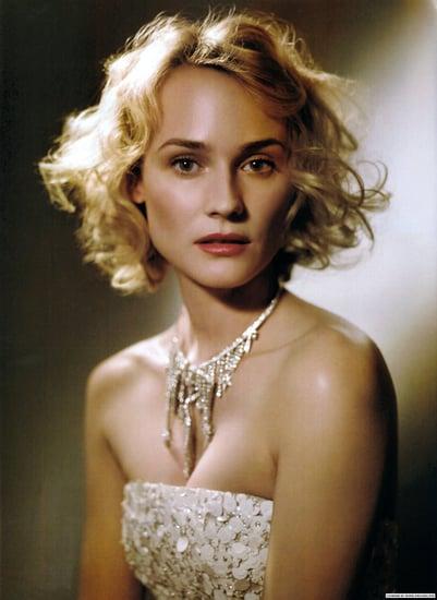 Girls on Film: Diane Kruger, Vogue Italia, March '09