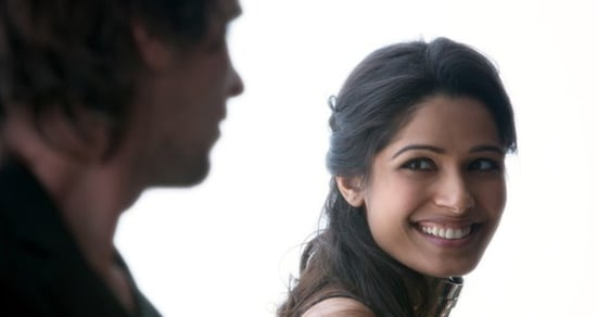 Freida Pinto Talks 'Knight of Cups,' 'Jungle Book: Origins,' and Partying With Brie Larson