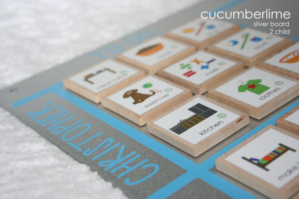 Cucumber Lime Magnet Board