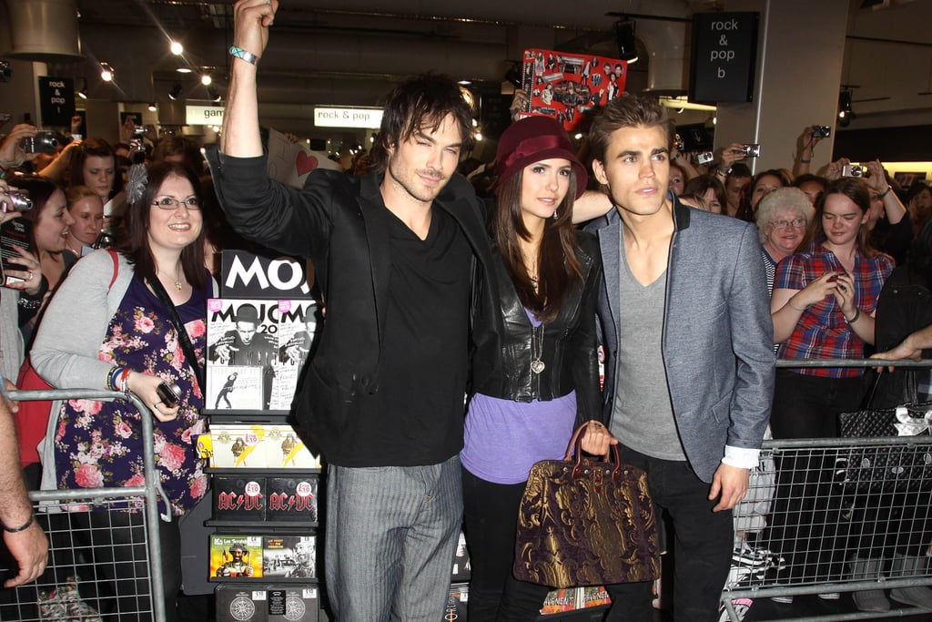 Pictures of VD Cast
