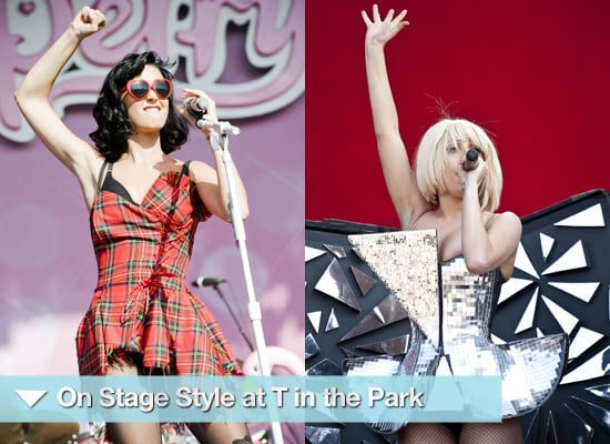 Photos from T in the Park 2009, On Stage