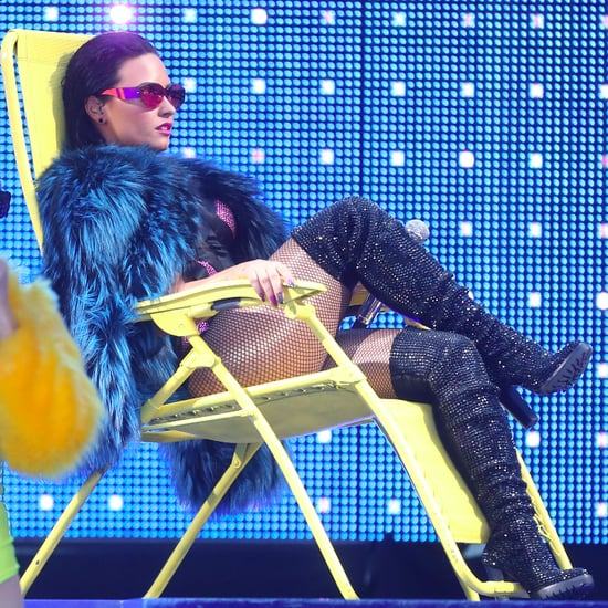 Demi Lovato's Performance at 2015 MTV VMAs