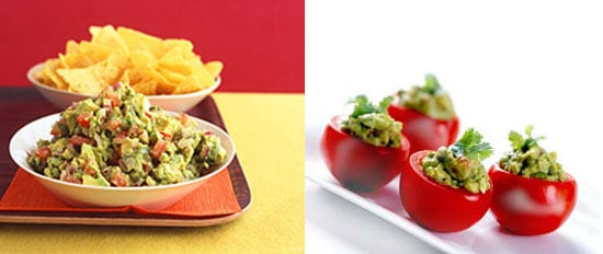 Guacamole Two Ways — Beginner and Expert