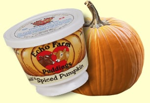 Echo Farm:  Tasty Pudding Made by Women