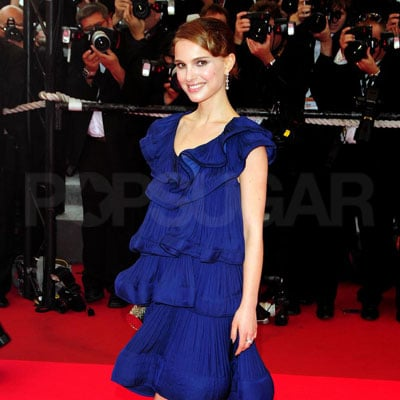 Natalie Portman at the Cannes Premiere of Le Silence De Lorna