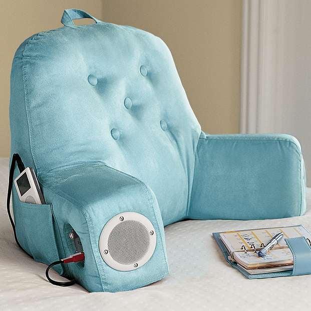 Rockin' Boyfriend Pillow - iPod Ready