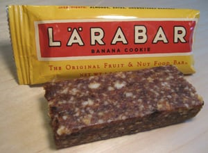More LARABAR Love