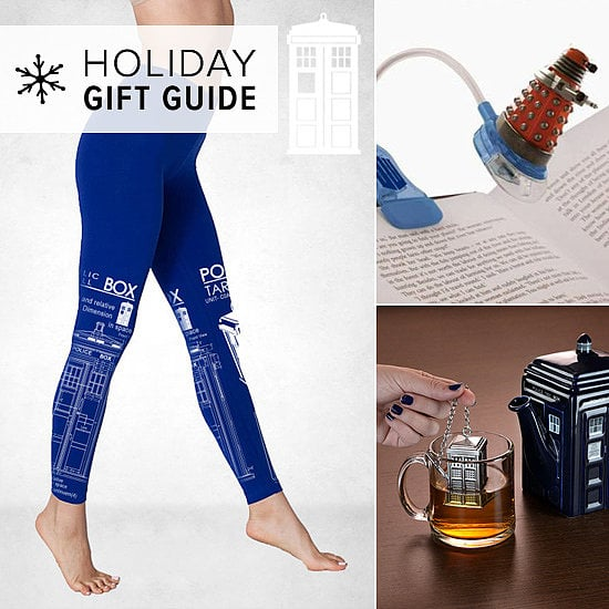 """The official trailer, stills, and a prequel for the new Doctor Who 50th anniversary special have been revealed, and in case those teasers weren't enough to get you excited for """"The Day of the Doctor,"""" POPSUGAR Tech has scoured the far reaches of the universe for themed gifts worthy of the Whovian in your life."""