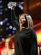 Queen Latifah took home her first People's Choice Award for favorite new TV host.