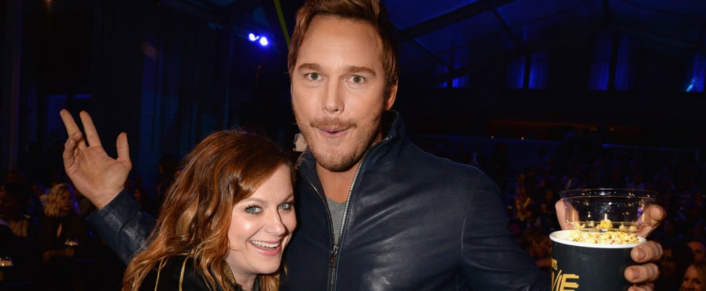 Chris Pratt and Amy Poehler's Parks and Rec Reunion Will Fill Your Heart With Joy