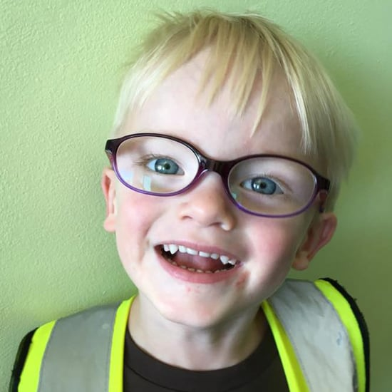 Mom Apologizes For Not Letting Boy Wear Purple Glasses