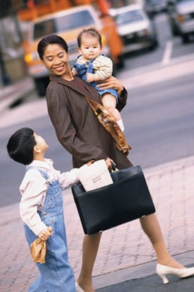Are Working Moms at a Disadvantage?