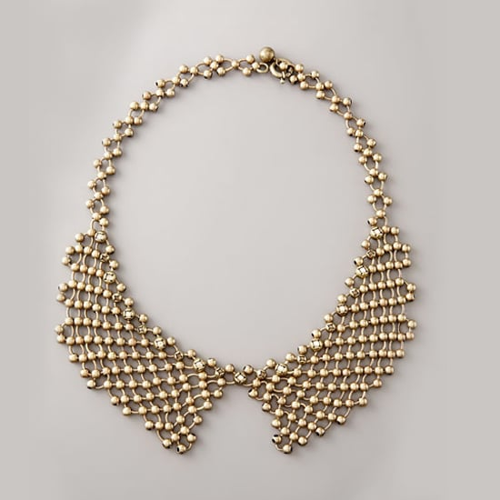 Lanvin Beaded Collar Necklace, $1,330