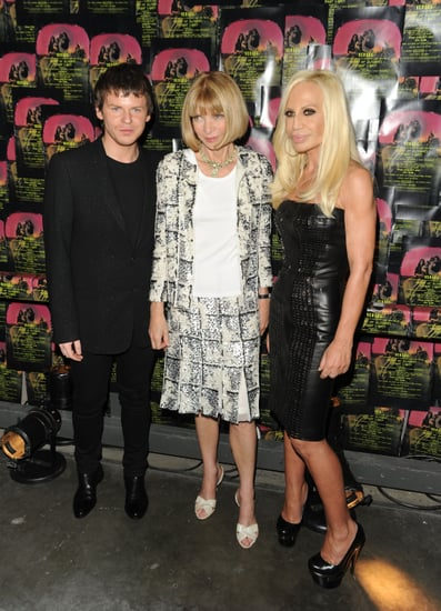 """Donatella Versace Says She Could """"For Sure"""" See Christopher Kane Designing Versace"""
