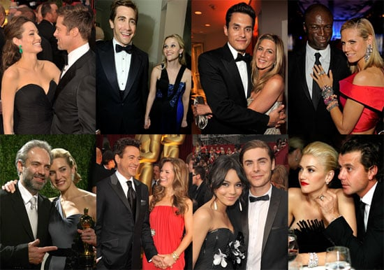 Who Is Your Favorite 2009 Oscar Couple?