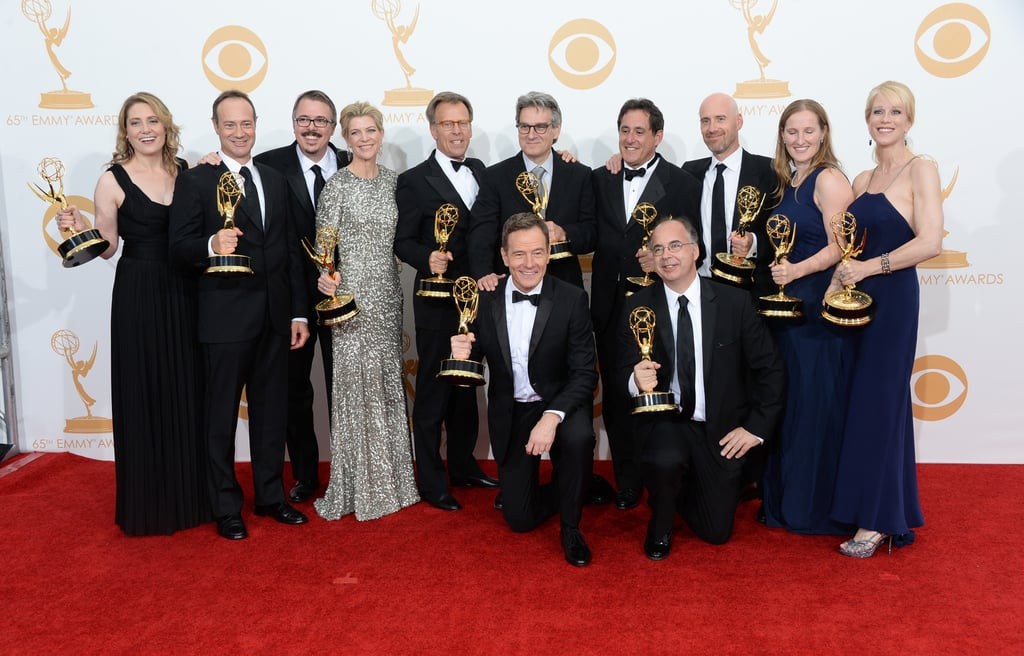 Breaking Bad Finally Gets Its Due