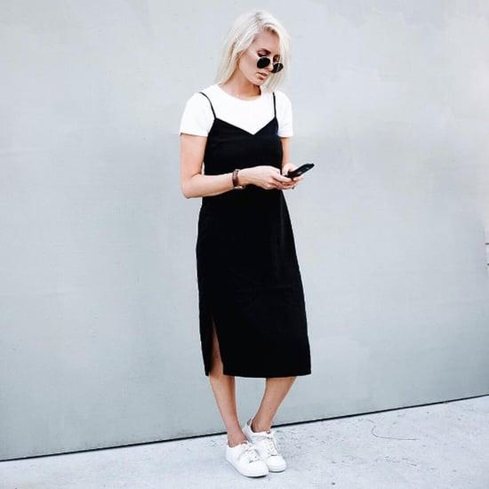 Chic Ways to Wear a Slip Dress