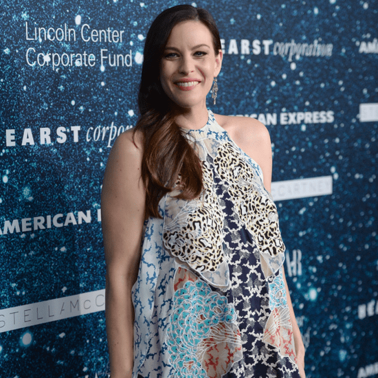Liv Tyler Posts Pictures of Her Sons on Instagram 2015