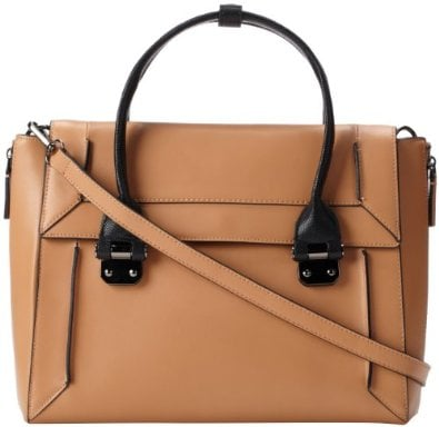 BCBG Harper Snap Top Handle Bag ($428)