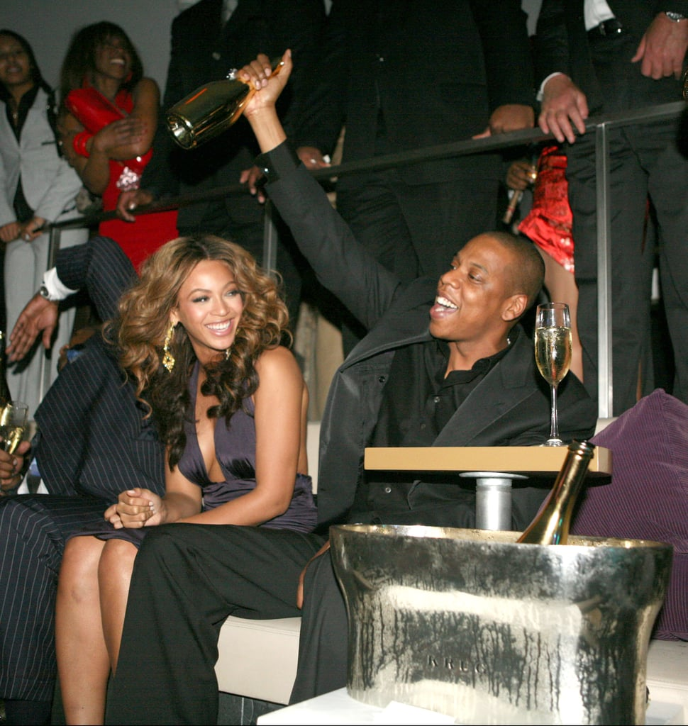 In November 2006, Jay Z and Beyoncé celebrated the first anniversary of the 40/40 Club in Atlantic City.