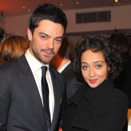 Photos of Celebrity Couple Dominic Cooper and Ruth Negga