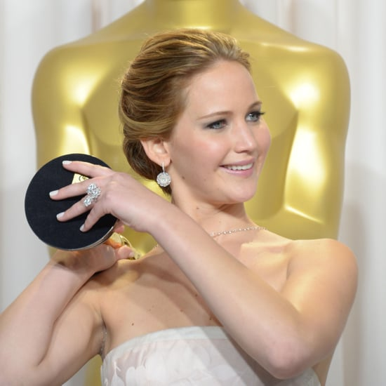 Jennifer Lawrence at the Oscars 2013 | Pictures