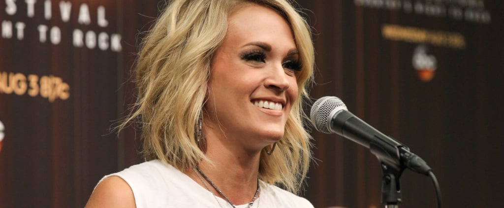 Carrie Underwood's Makeup-Free Selfie Will Make You Proud of Your Post-Workout Glow