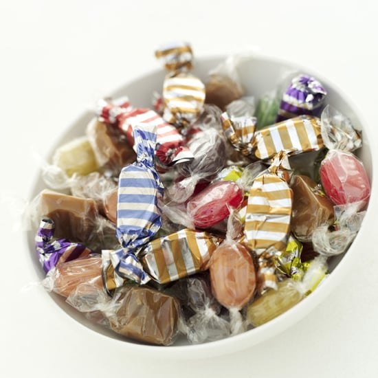 Keeping Candy Wrappers Stops Mindless Eating