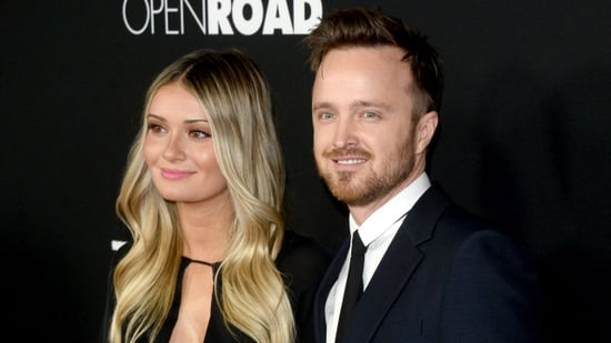 Aaron Paul's Wife Just Melted Our Hearts With This Sweet Birthday Message to Her 'Perfect' Man!