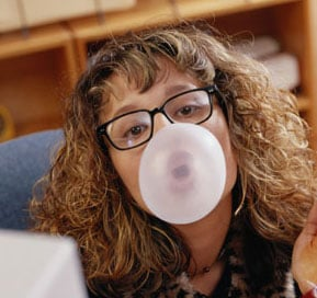 Chew Yourself Slender: Obesity Gum in the Works