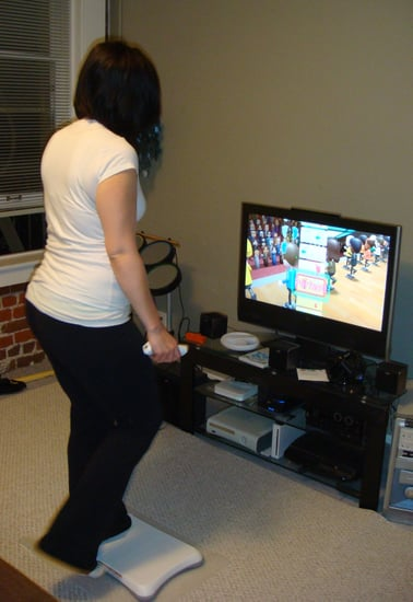 Wii Fit Fitness Journal: Week Four