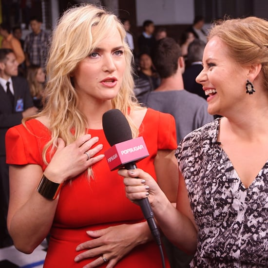 Kate Winslet Interview at Divergent Premiere | Video