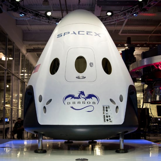 SpaceX Dragon V2 Pictures