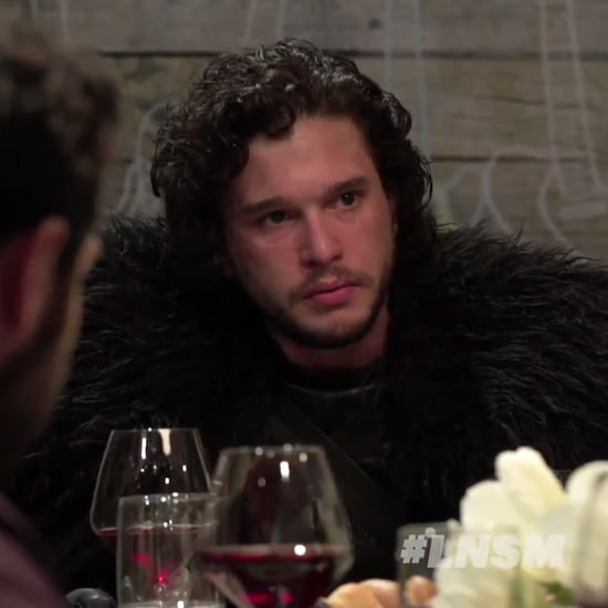 Seth Meyers Brings Jon Snow to a Dinner Party Video