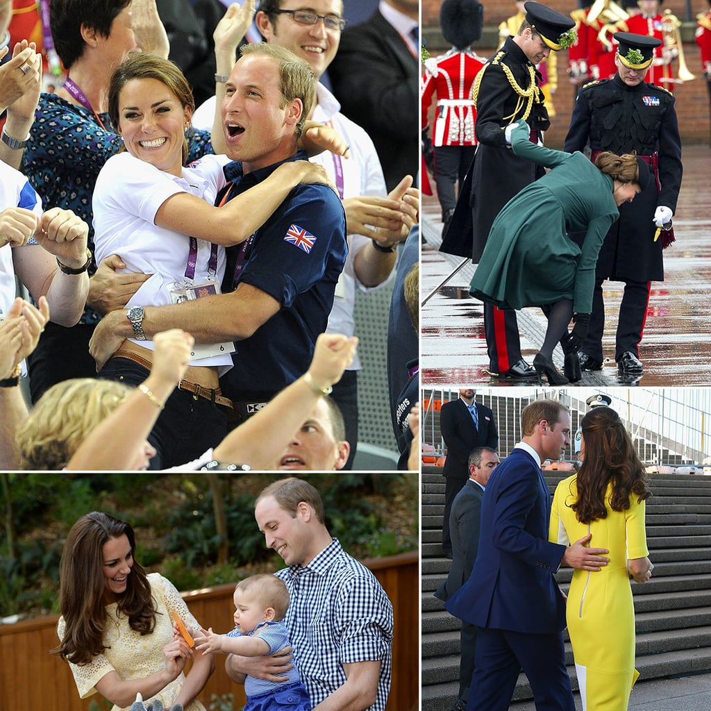 Prince William and Kate Middleton's Unscripted Moments Are the Best