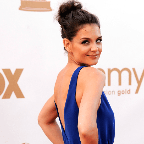 Tone Your Glutes With Katie Holmes's Spinning Instructor