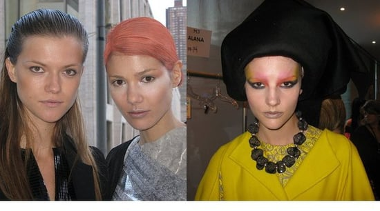2009 CFDA Awards: The Makeup