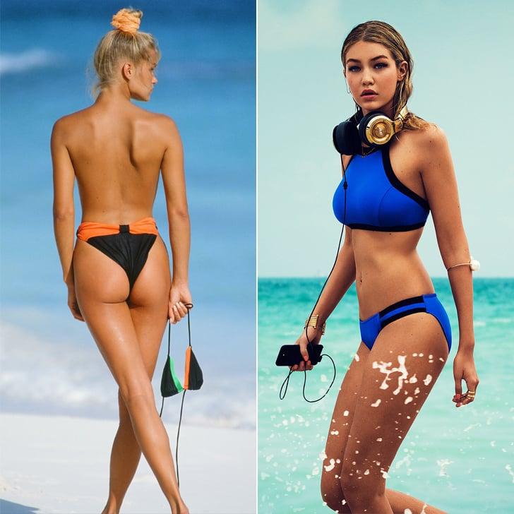 Gigi Hadid's Mom's Modeling Pictures | POPSUGAR Fashion