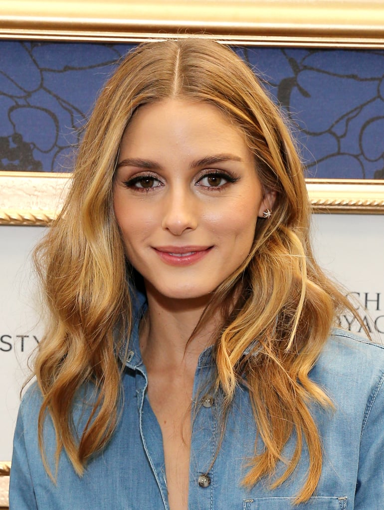 Olivia Palermo at the Marchesa Voyage For ShopStyle Launch