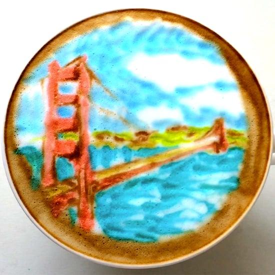 Latte Art For Travel-Lovers